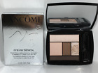 Lancome Color Design Eye Brightening All-in-One 5 Shadow 109 French Nude NIB