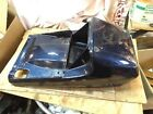 BMW K100 K100RT K100RS Upper Lower tail section seat cowl tool box rear fairing