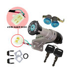 50cc 150cc GY6 Chinese Scooter Moped Key Ignition Switch Parts Lock Gas Cap Kit