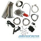 25 63mm Remote Electric Exhaust Catback Downpipe Cutout E Cut Out Valve System