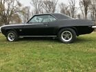 1969 Chevrolet Camaro Big Block 454 AWESOME MUSCLE CAR Chevrolet Camaro Black with 0 Miles, for sale!