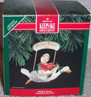 Hallmark Ornament ~ MOTHER GOOSE ~ Features Movement ~ Christmas 1992