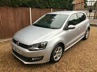 LARGER PHOTOS: 2010/10 VOLKSWAGEN POLO 1.2 (70) MODA 5DR, MANUAL, FSH ONLY 75K MILES,3 MTHS WTY