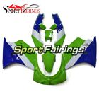 Full Fairings For Kawasaki ZXR250 1989 1990 ABS Injection Green Blue Lower Cover