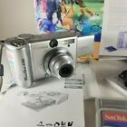 Canon PowerShot A95 5.0MP Digital Camera With Memory - Silver FREE SHIPPING