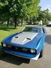 1971 Ford Mustang Mach 1 ,1971 Ford Mustang 429 SCJ Mach 1
