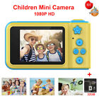 Mini USB Digital 1080P Cartoon Children Video Camera Camcorder with 32GB TF Card