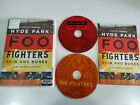 Foo Fighters Live in London Hyde Park Skin and Bones - 2 x DVD Region All