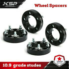 4 125 Wheel Spacers 5x1143 to 5x45 for Jeep Wrangler TJ YJ XJ KJ KK ZJ MJ