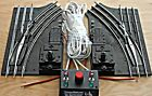 Lionel 1122  L&R switches refurbished withROB NELSON CD controller, ACC POWER