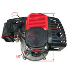 50cc 47cc 49cc 2 stroke Engine Motor for Lawn Mower Chopper Scooter Moped atv
