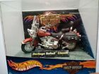 Harley Davidson Heritage Softail Classic 1:18 Scale By Hot Wheels 2001 Release