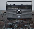 Vintage Panasonic FM Stereo AM 8 Track Player Model RS-836S Boombox Works!