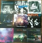 Lot of 9 rare Warehouse CDs Dave Matthews Band Encore Trax Central Park