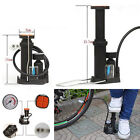 Motorcycle Pedal Cycling Wheel Pump Tyre Tire Inflator Inflating Portable Tool
