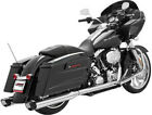 Freedom Racing Dual Exhaust System Harley FLH Touring 09 16