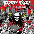 Broken Teeth - At Peace Amongst Chaos CD Like new