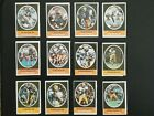 1972 SUNOCO FOOTBALL STAMPS GREEN BAY PACKERS COMPLETE SET ALL 24