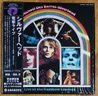 MICHAEL DES BARRES SILVERHEAD LIVE AT THE RAINBOW LONDON CD JAPAN IMPORT MINI LP