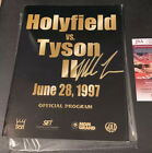 Evander Holyfield Boxing Cards and Autographed Memorabilia Guide 39