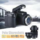 Digital Camera Auto Focus 8X Zoom 0.5X Wide Angle+24X Telephoto Long Lens H9N1