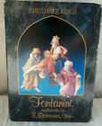 1998 Fontanini Heirloom Nativity THE THREE KINGS Set 5 Collection Italy 67