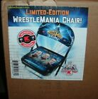 WWE Wrestlemania 29 NY Limited Edition Chair John Cena Brock Lesnar The Rock New