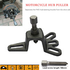4-Hole Motorcycle Rear Wheel Brake Remove Hub Puller Drive Repair Hand Tool Kit