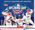 2019 Topps Opening Day Mlb Baseball Massive Factory Sealed Hobby Box With 36 Pac