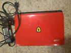 Acer Ferrari One Netbook Laptop