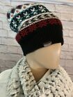 Mukluks knit Soft beanie Winter hat white Black Red Blue