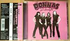 The Donnas - Get Skintight 2000 Japan CD Bonus Track Obi