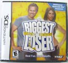 The Biggest Loser NDS Nintendo DS game Sealed new fitness Health