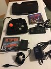 turbo grafx 16 system used & Tested & in good woking condition W/2 Games