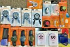 Lot of 18 Mixed Fiskars Paper Punches Border Corner Squeeze Intricate NIP H18