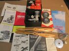 Vintage NOS RC Airplane Engine Parts Lot Brochures
