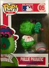Funko Pop Rare And Vaulted MLB Mascots Philly Phanatic