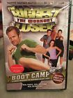 Sealed Lot 2 Biggest Loser DVDs Boot Camp  Weight Loss Yoga
