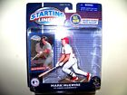 + 2001 STARTING LINEUP 2 - MARK MCGWIRE ST LOUIS CARDINALS mint condition