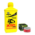 Inspection Set Bardahl XTC C60 10W40 Oil Filter Beta M4 Motard Suzuki Dr 350