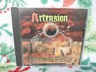 Artension Phoenix Rising CD 1997 Shrapnel Records TESTED