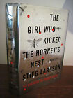 Girl Who Kicked Hornets Nest Stieg Larsson Mystery 1st Edition First Prnt Crime