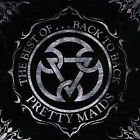 Pretty Maids-The Best Of ...Back To Back CD Imp Magnum Helloween Pink Cream 69