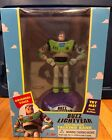 Toy Story Buzz Lightyear Electronic Talking Bank signed by Andrew Stanton
