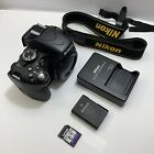 Nikon D5100 162MP Digital SLR Camera Body