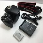 Canon EOS Rebel T4i 650D 180MP Digital SLR Camera Body Only