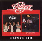 Player - s/t & Danger Zone (2001) CD