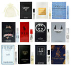11 Men Cologne Sample Vial Polo Red Hermes Giorgio Armani Tom Ford Travel Lot