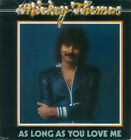 Mickey Thomas ‎– As Long As You Love Me (1977 original) CD reissue 2000s NEW