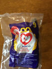 McDonald's 1998 Ty Teenie Beanie Babies #9 Bones New Sealed